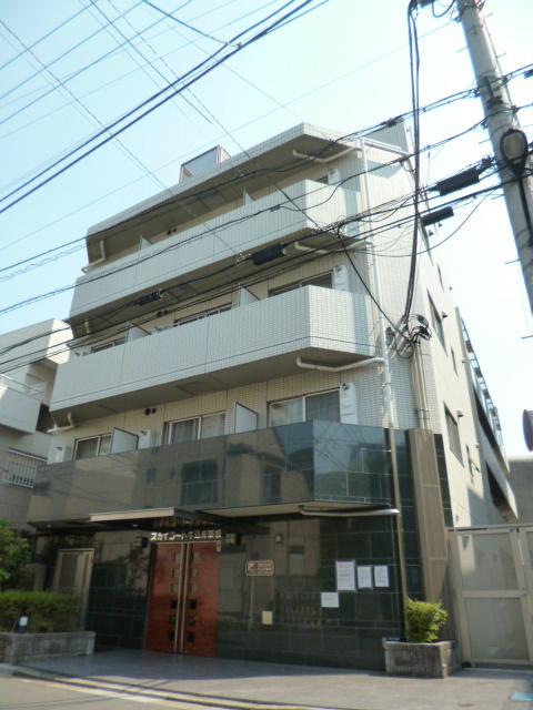東京都新宿区二十騎町