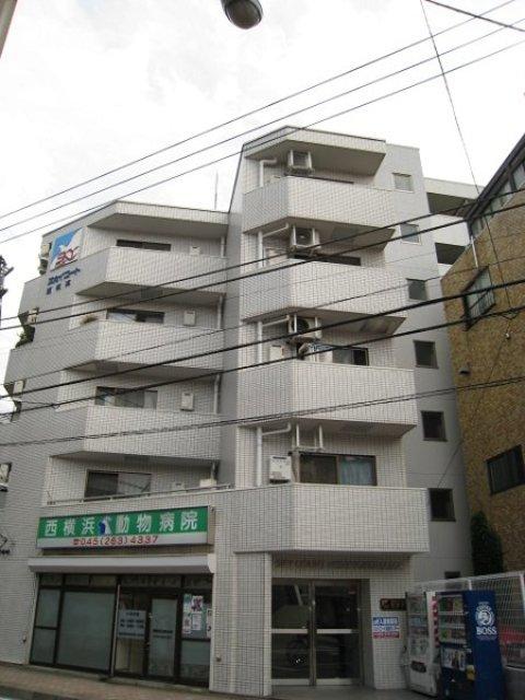 神奈川県横浜市西区久保町