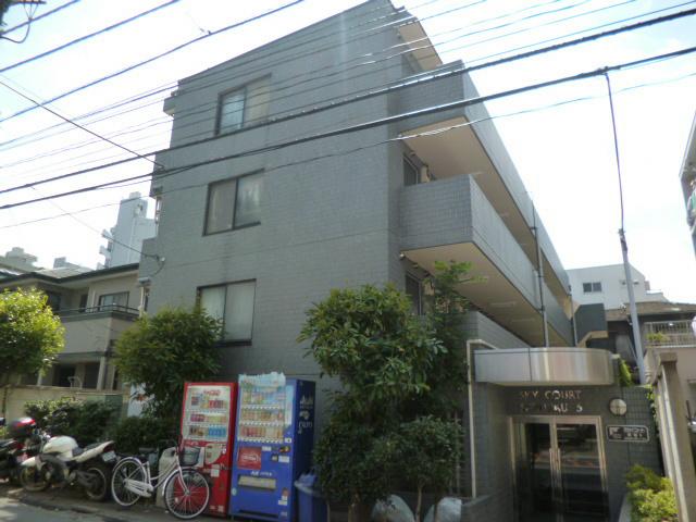 スカイコート新宿第6