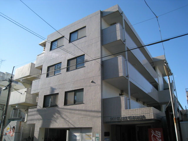 スカイコート鶴見6